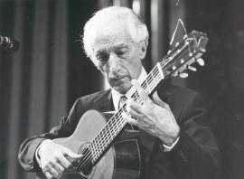 Regino Sainz de la Maza. Concierto Homenaje a Regino Sainz de la Maza - [Concierto especial 3] , 1977