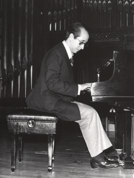 Fernando Puchol. Recitales para Jóvenes, 1978