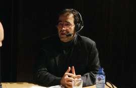 Gabriel Menéndez Torrellas. Entrevista de RNE, 2012