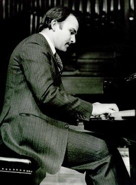 Guillermo González. Recital de piano , 1978