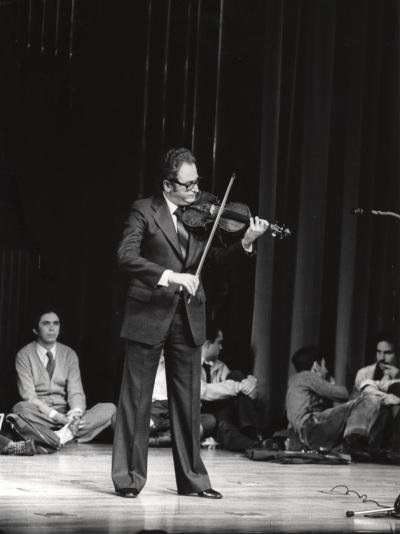 Agustín León Ara. Concierto J. S. Bach: sonatas y partitas para violín solo