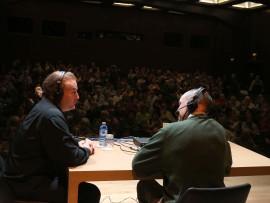 Juan Manuel Viana Ollorqui y John Stokes. Entrevista de RNE, 2013