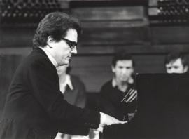 Joan Moll. Concierto Cuatro pianistas españoles , 1979