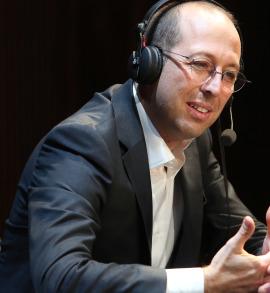 Alberto Rosado. Entrevista de RNE , 2014