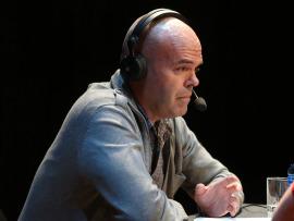 Jorge Robaina. Entrevista de RNE , 2014