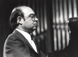 Perfecto García Chornet. Concierto III Ciclo de música española del siglo XX , 1979