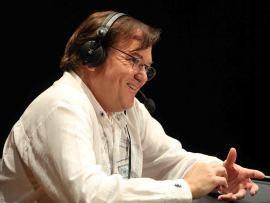 Mac McClure. Entrevista de RNE , 2014