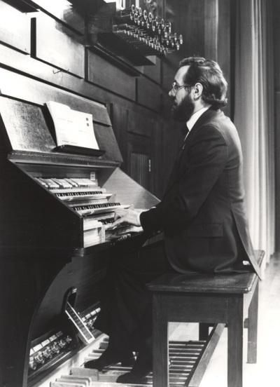 Miguel del Barco. Recital de órgano