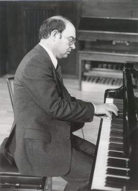 Perfecto García Chornet. Concierto Homenaje a Rodolfo Halffter: con motivo de sus 80 años - [Concierto especial 6]Homenaje a Rodolfo Halffter , 1980
