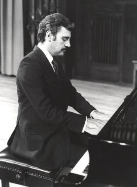 Joaquín Parra. Recitales para Jóvenes, 1980