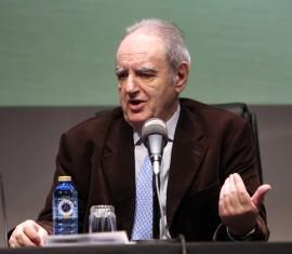 Tomás Marco en Memorias de la Fundación, 2013