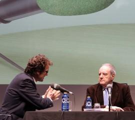 Íñigo Alfonso y Tomás Marco en Memorias de la Fundación, 2013