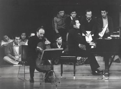 Pedro Corostola y Manuel Carra. Concierto Sonatas para violoncello y piano de Beethoven