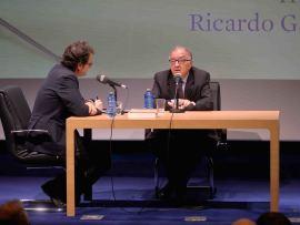 Íñigo Alfonso y Ricardo García Cárcel en Memorias de la Fundación, 2014