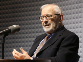 Gregorio del Olmo en Memorias de la Fundación, 2015