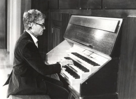 Louis Thiry. Recital de piano , 1981