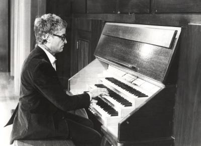 Louis Thiry. Recital de piano