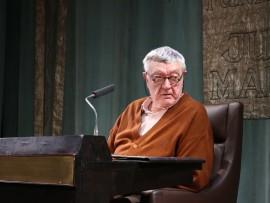 Antonio Martínez Sarrión. Poesía hoy: libertad y responsabilidad , 2012