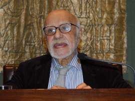 Francisco Nieva. Conferencia sobre El taller privado de un autor de comedias , 2008