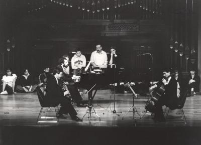 Adolfo Garcés-Sauri, Josep Colom y Rafael Ramos. Concierto Brahms: integral de la obra de cámara con piano
