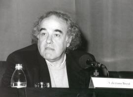 Valeriano Bozal. Conferencia sobre Metáfora y relato de la ciudad herida o el arte del presente - III Seminario Público Las Transformaciones del arte contemporáneo , 1998
