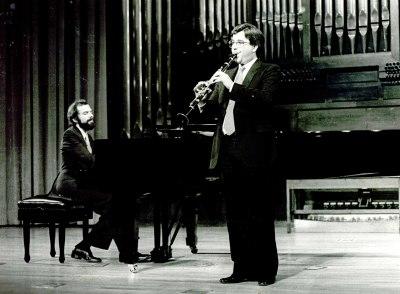 Josep Colom y Adolfo Garcés. Recitales para Jóvenes