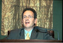 José Luis Pardo. IV Seminario de Filosofía Pensamiento crítico y progreso hacia sí mismo , 2003