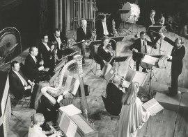 Ensemble Die Reihe. Concierto La escuela de Viena , 1983