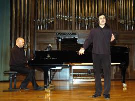 Jorge Robaina y Alfredo García. Concierto Aula de (Re)estrenos (64) , 2008