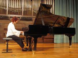 Eulalia Solé. Concierto En homenaje a Ramón Barce - Aula de (Re)estrenos (66) , 2008