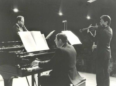LIM (Laboratorio de Interpretación Musical). Concierto La escuela de Viena