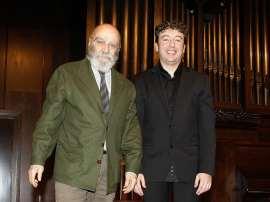 Luis de Pablo y Francisco Escoda. Concierto Luis de Pablo. Retrospectiva - Aula de (Re)estrenos (76) , 2010