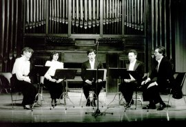 Madrigalistas de Madrid. Concierto Monteverdi, 1984