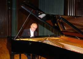 Guillermo González. Concierto Ernesto Halffter en su centenario , 2005