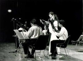 Grupo Albicastro Ensemble Suisse. Concierto Monteverdi , 1984