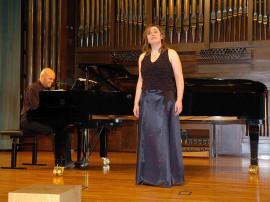 María Infante y Jorge Robaina. Concierto Robert Schumann , 2006