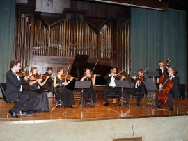 José Luis Nieto y Sinfonieta de Moscú (Chamber Orchesta). Concierto Después de Stalin: música en la URSS, 1960-1990 , 2008