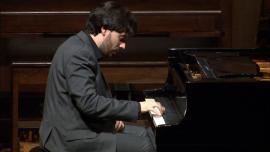 Iván Martín. Concierto Ad Libitum. La improvisación como procedimiento compositivo , 2008