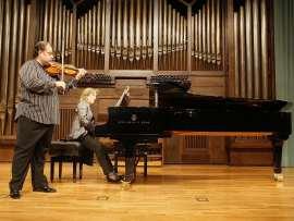 Manuel Guillén y Mª Jesús García. Concierto Joaquín Turina (2008) , 2008