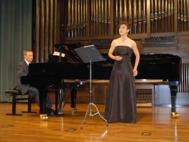 Fernando Turina y Susana Cordón. Concierto Joaquín Turina (2008) , 2008