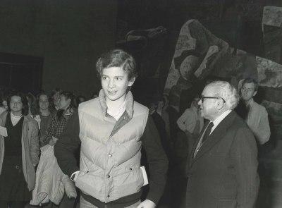 Felipe de Borbón. Asistencia a Recitales para Jóvenes
