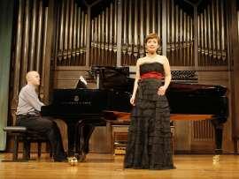 Elena Rivera y Jorge Robaina. Concierto Un Albéniz menos conocido , 2009