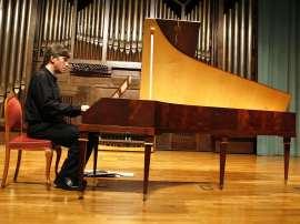 Toni Millán. Concierto La angustia de la influencia. Haydn como modelo , 2009