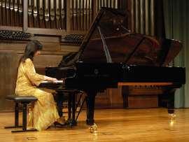 Ana Vega Toscano. Concierto Tecla española del XIX , 2009