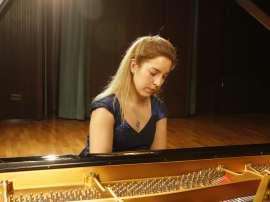Miriam Gómez-Morán. Concierto Creación y apocalipsis , 2010