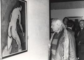 Rafael Alberti. Exposición Henri Matisse Óleos, dibujos, gouaches découpées, esculturas y libros, 1980