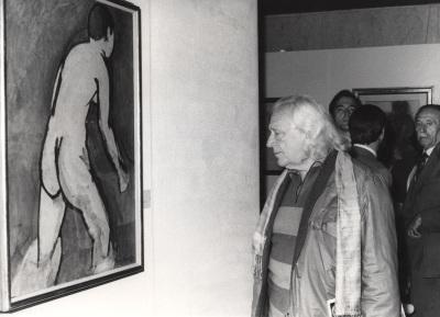 Rafael Alberti. Exposición Henri Matisse Óleos, dibujos, gouaches découpées, esculturas y libros