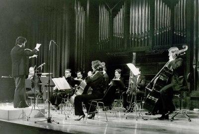 Grupo Koan. Concierto Tribuna de jóvenes compositores