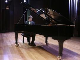 Juan Carlos Garvayo. Concierto Mieczyslaw Weinberg (1919-1996) , 2012