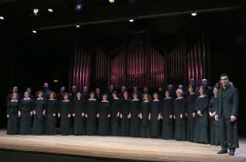 Coro de la Orquesta de la Comunidad de Madrid y Pedro Teixeira. Concierto Nostalgia del pasado , 2013